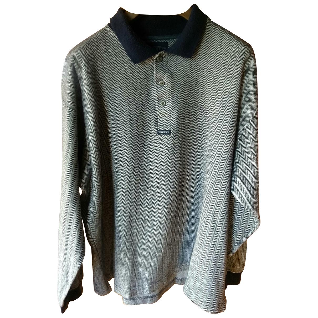 Givenchy \N Poloshirts in  Blau Baumwolle