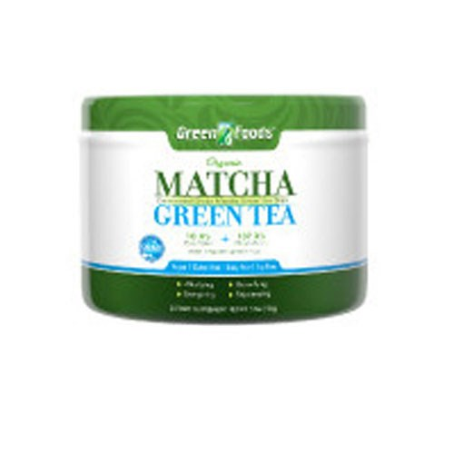 Matcha Green Tea 5.5 OZ by Green Foods Corporation