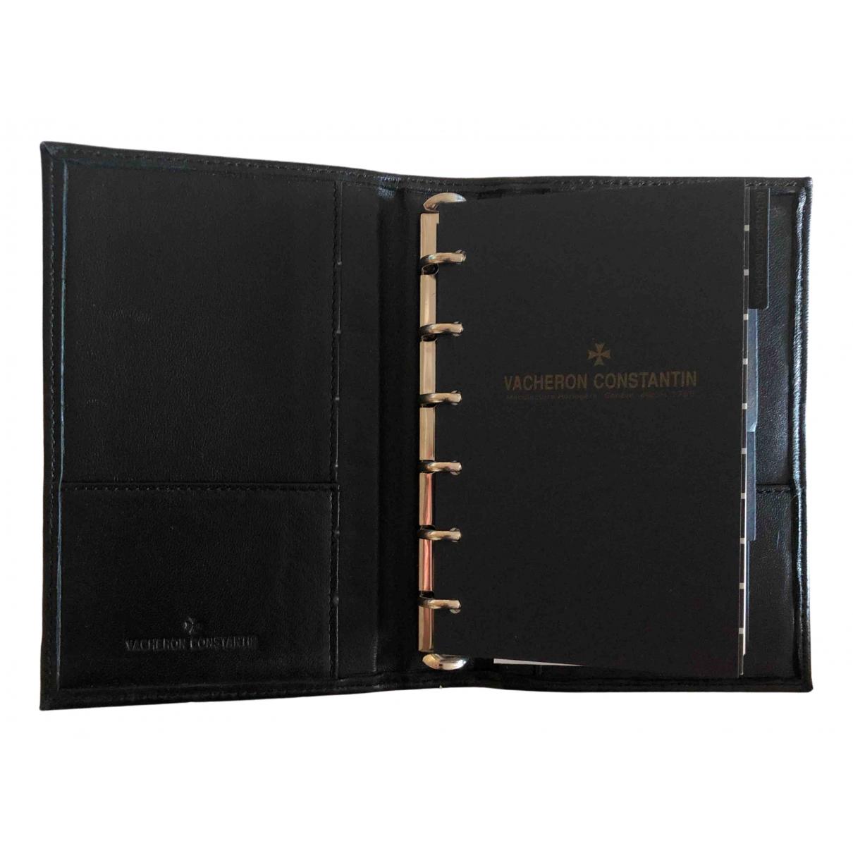 Vacheron Constantin - Objets & Deco   pour lifestyle en cuir - noir