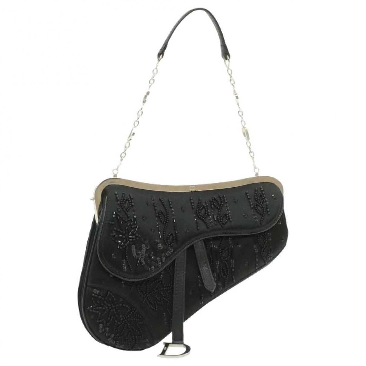 Christian Dior - Sac de voyage   pour femme en toile - noir