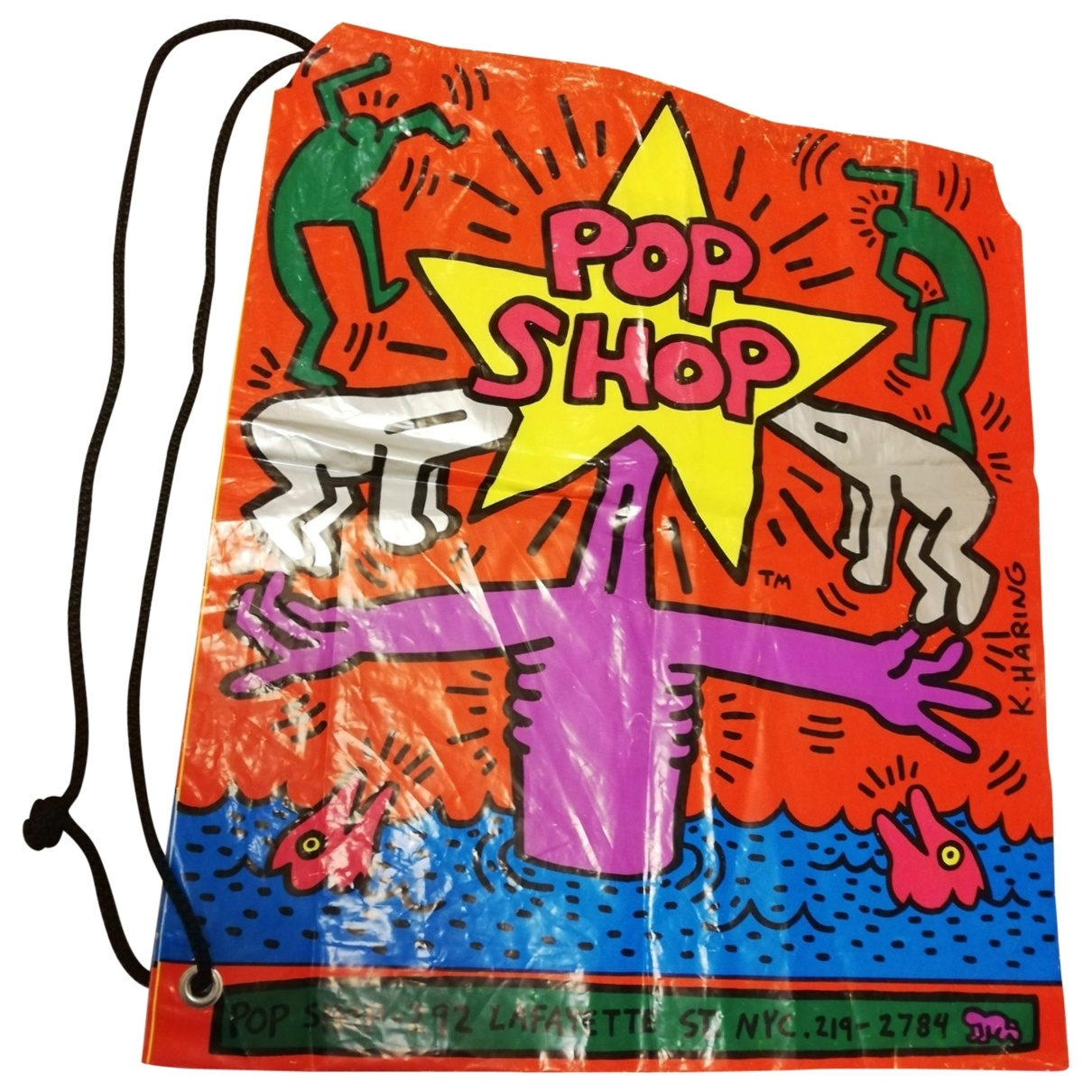 Keith Haring - Art   pour lifestyle