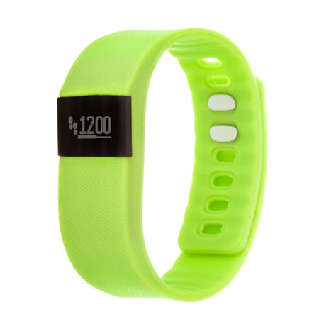 Zunammy TR021 Activity Fitness Tracker Watch, One Size , Green