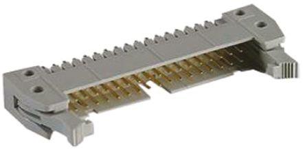 HARTING , SEK 18, 40 Way, 2 Row, Straight PCB Header