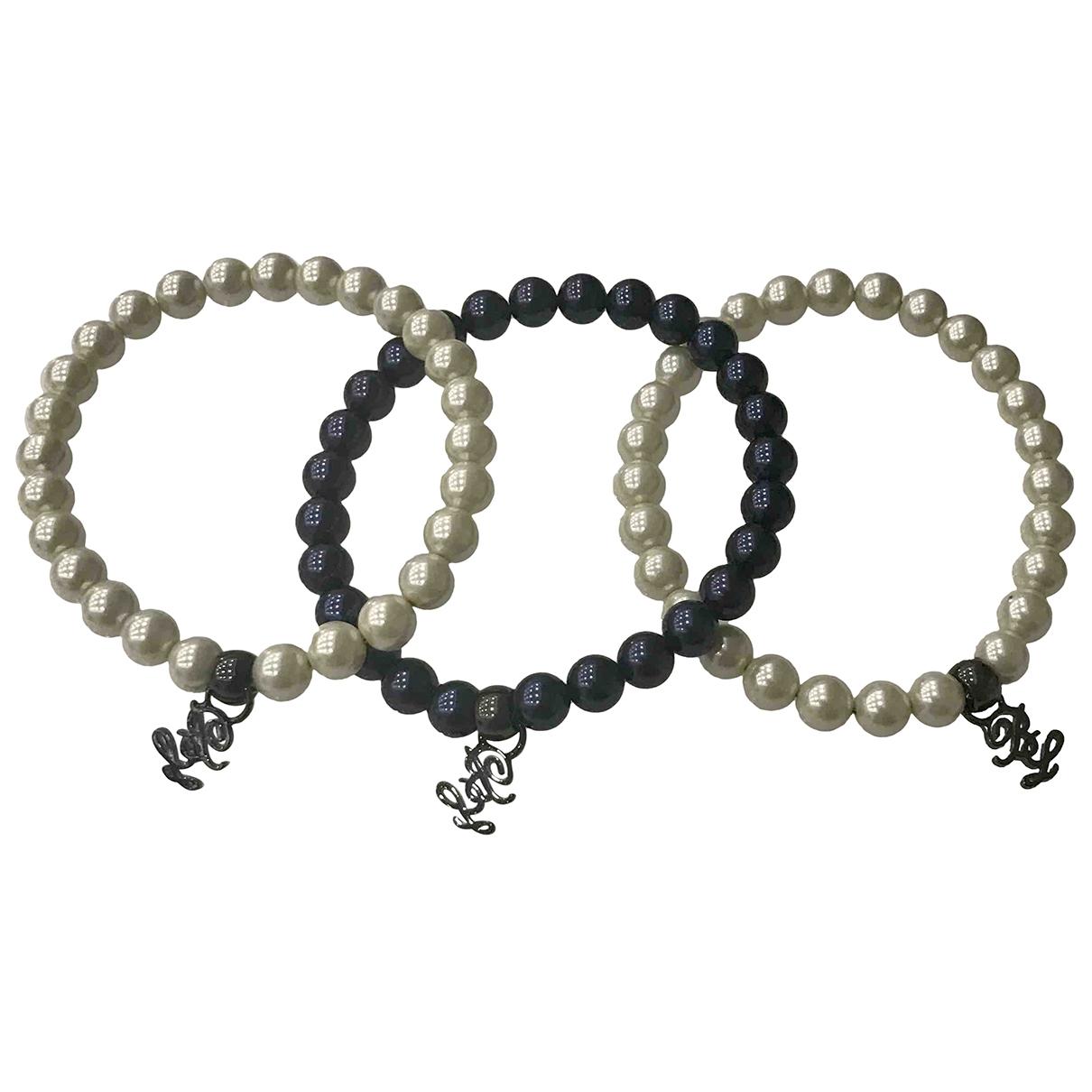Bimba Y Lola - Bracelet   pour femme en perle - bleu