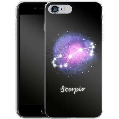 Apple iPhone 6s Plus Silikon Handyhuelle - SCORPIO von Becky Starsmore
