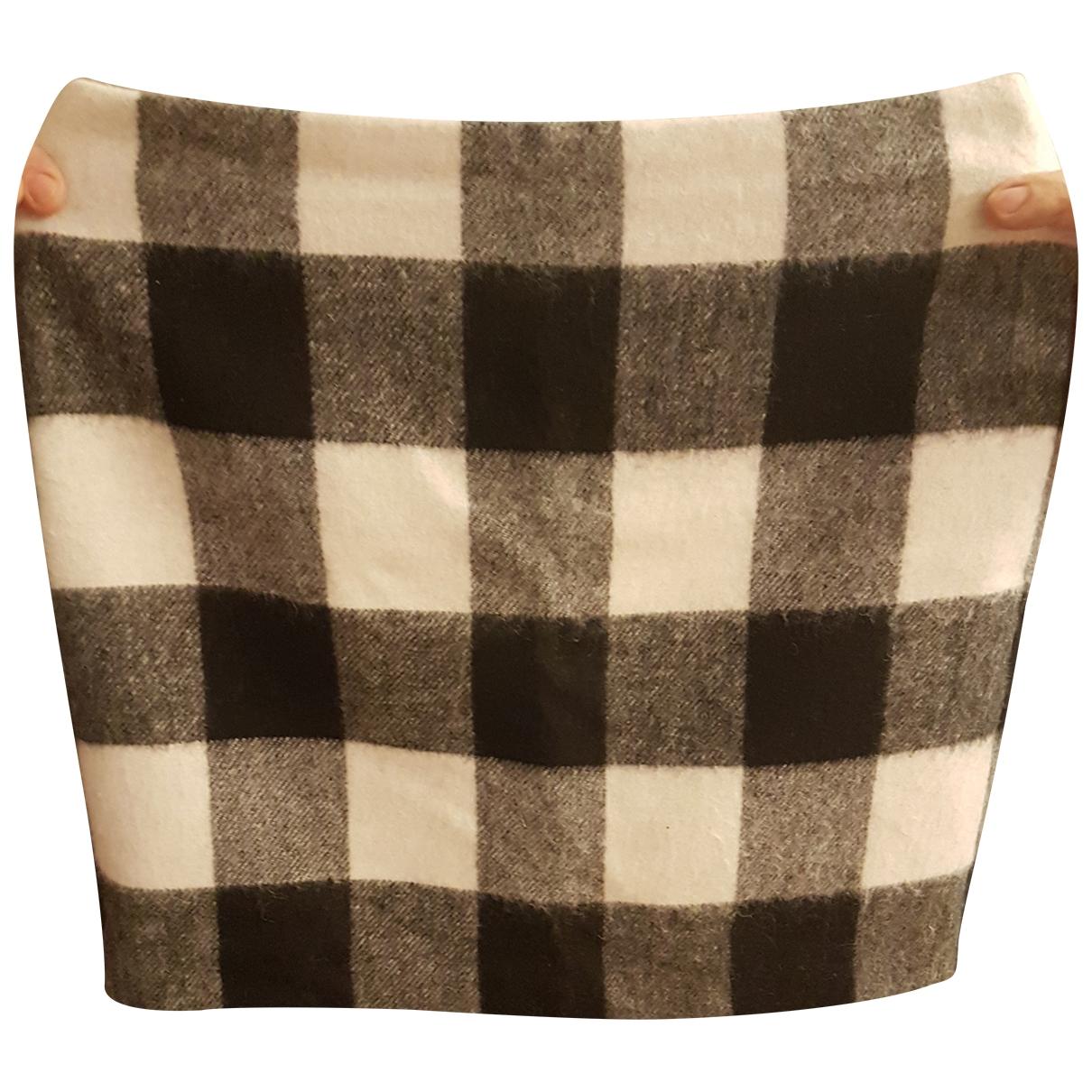 Hallhuber - Jupe   pour femme en laine
