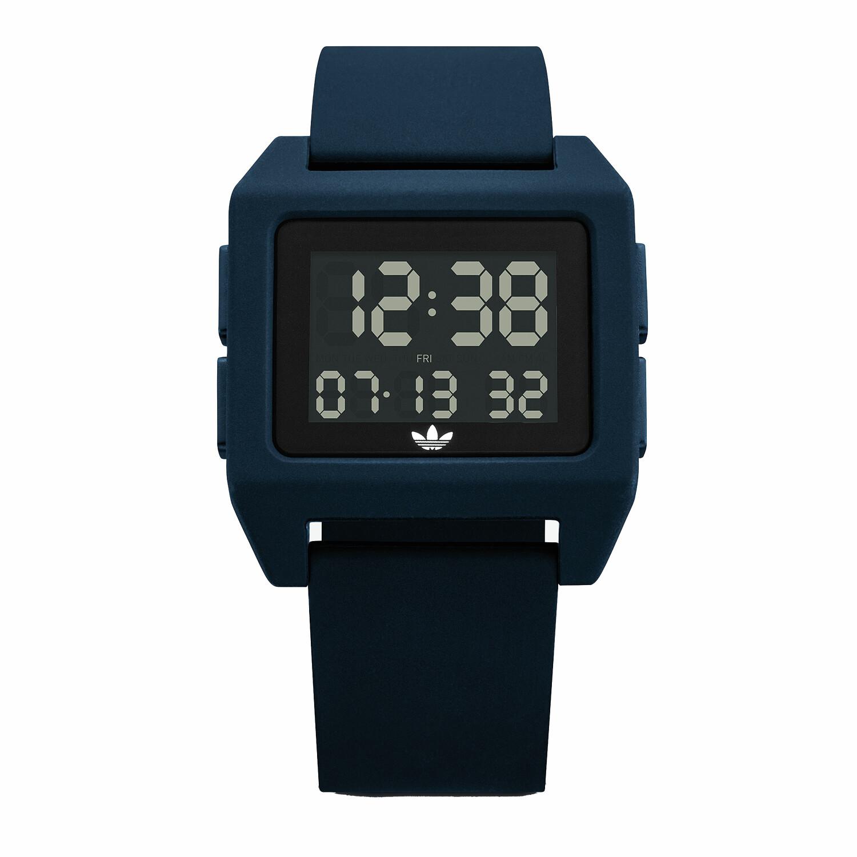 Adidas Men's Archive Sp1 Z15 3122-00 Blue Silicone Quartz Fashion Watch