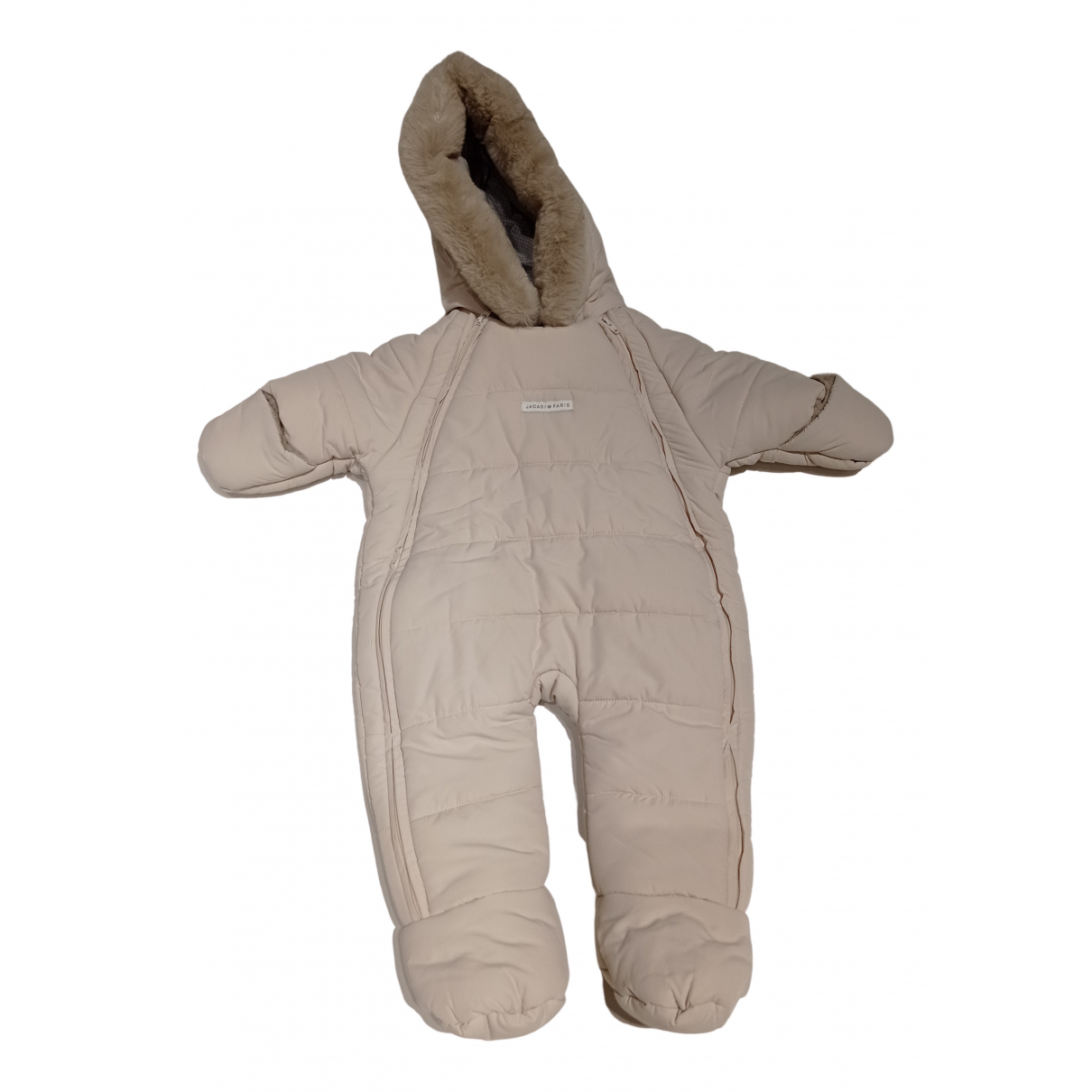 Jacadi - Blousons.Manteaux   pour enfant - beige