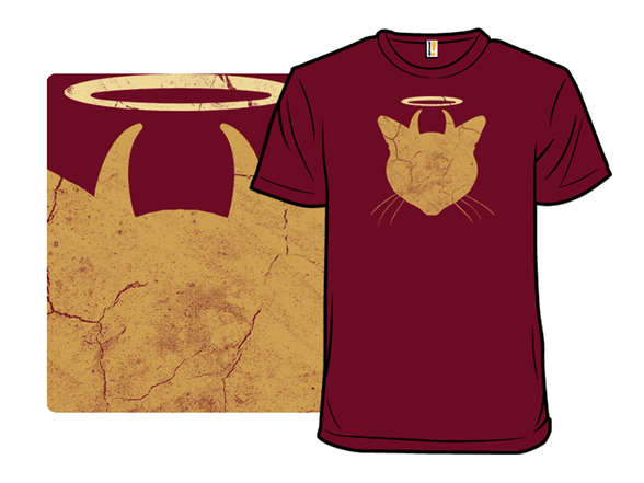 The Balance Of Good And Evil T Shirt