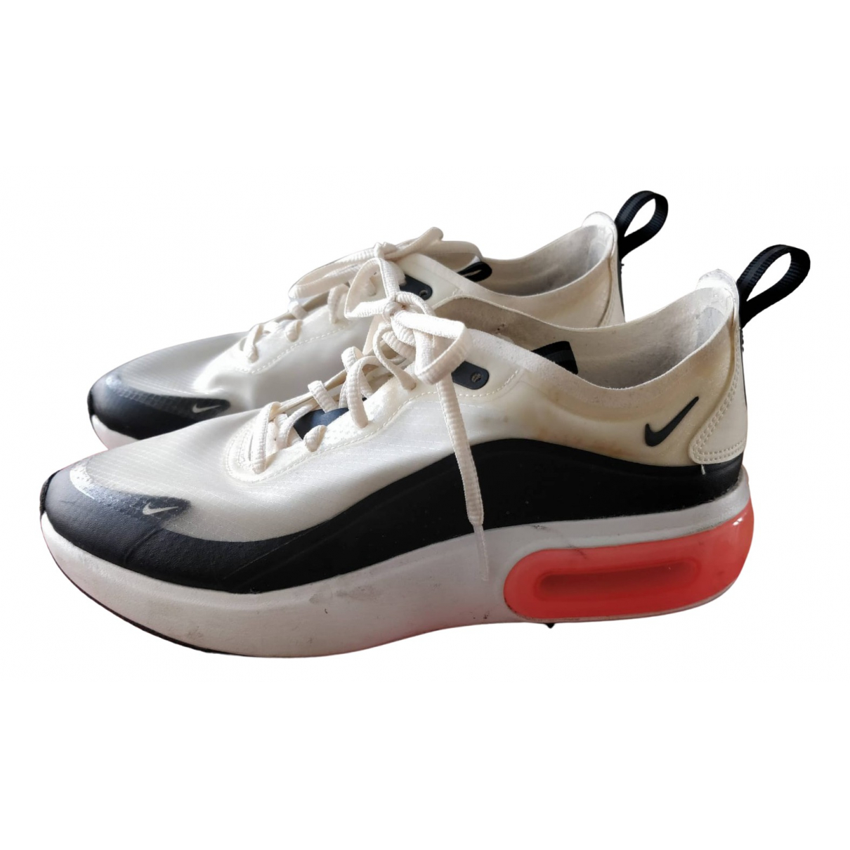Nike Air Max Dia Sneakers in  Weiss Polyester