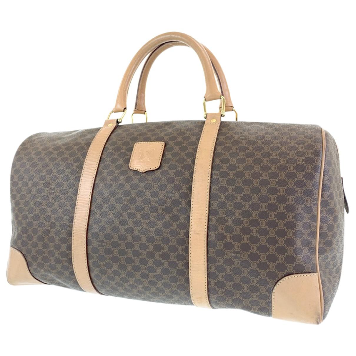 Celine N Brown Travel bag for Women N
