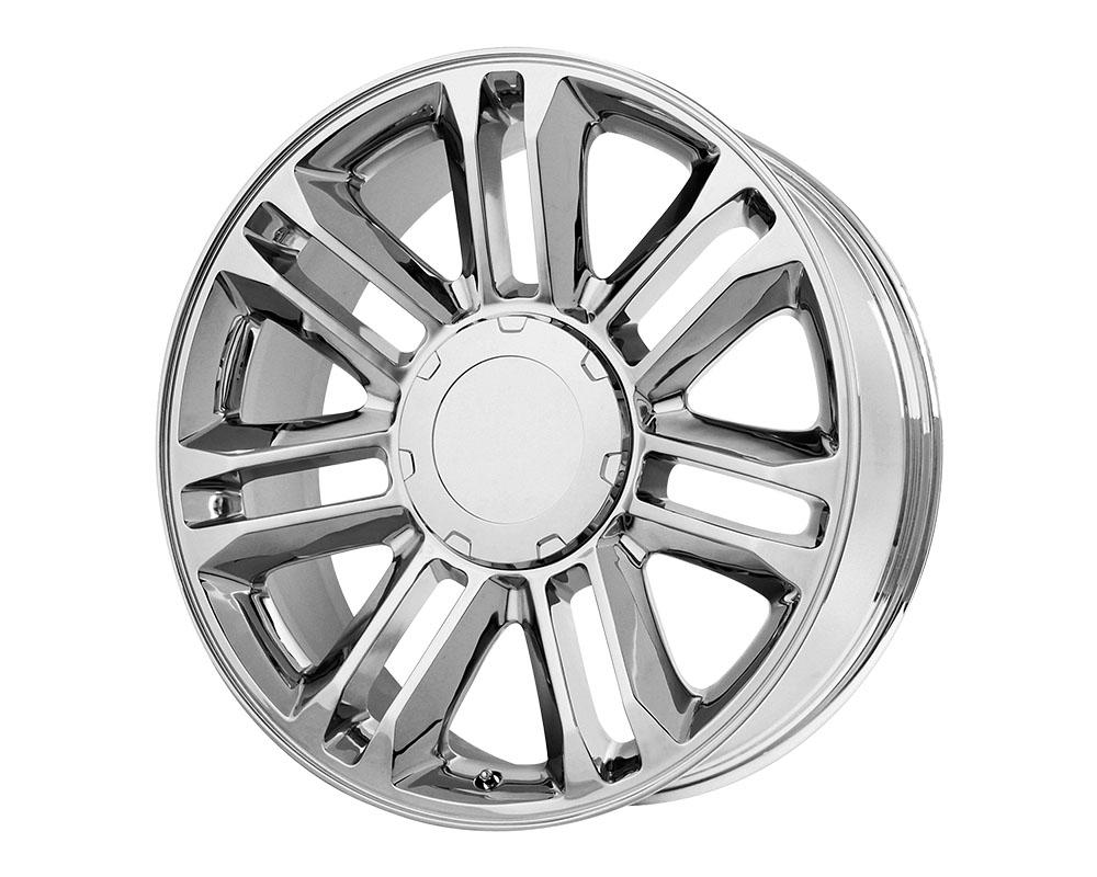 OE Creations 132C-2295831 PR132 Wheel 22x9 6x6x139.7 +31mm Chrome
