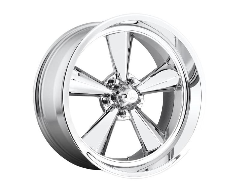 US Mag U104 Standard Wheel 20x8 5X5 1mm Chrome Plated