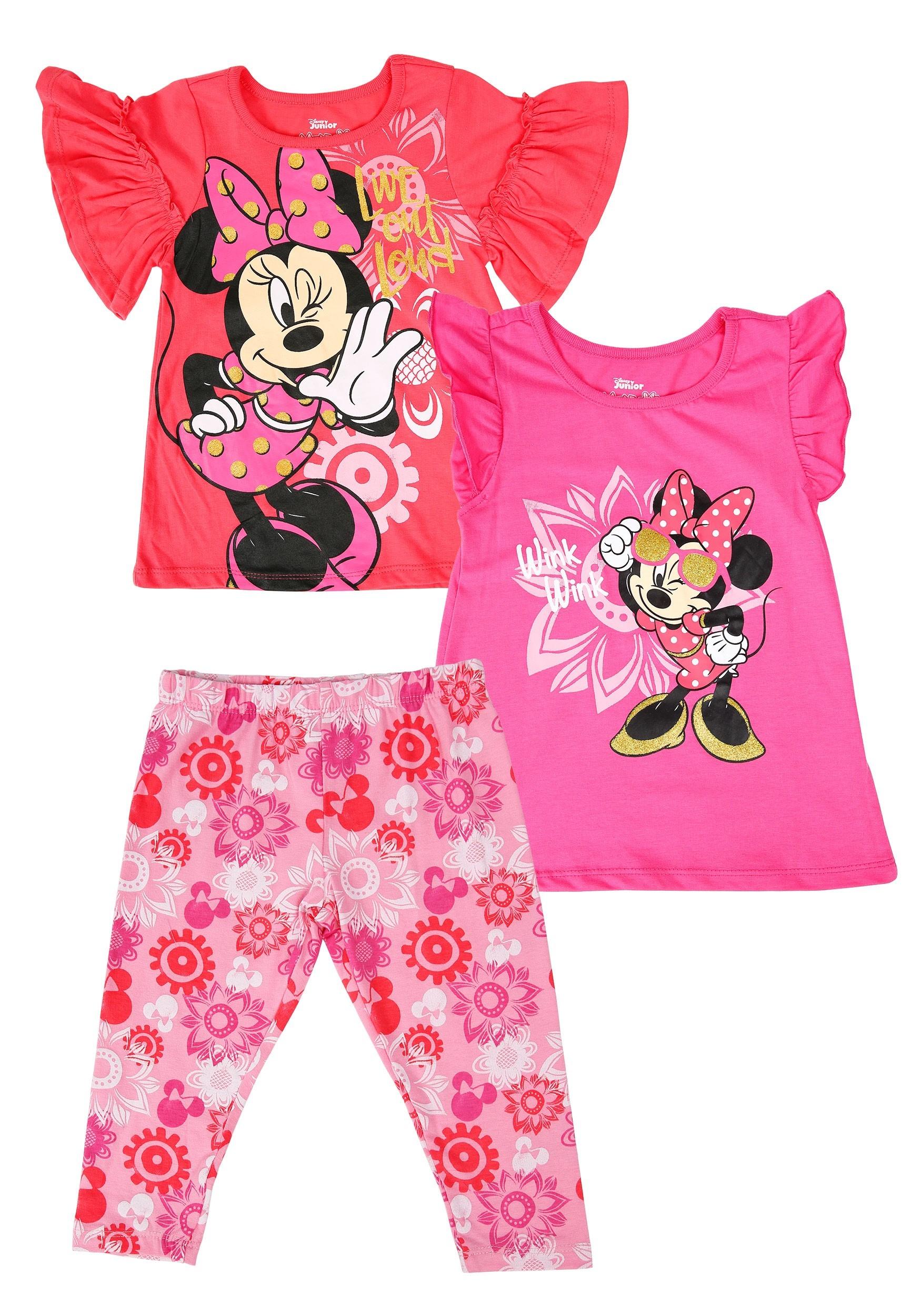 Kids Minnie Mouse 3 Piece Set