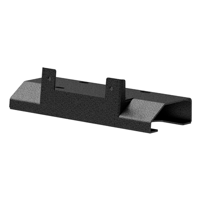 Aries Offroad Winch Adapter Plate with Fairlead Mount - 2072100