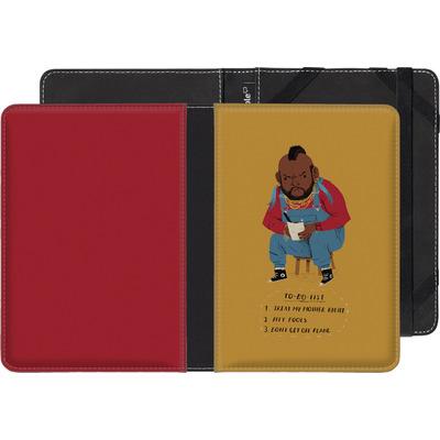 Amazon Kindle Touch eBook Reader Huelle - Mr T To Do List von Louis Ros