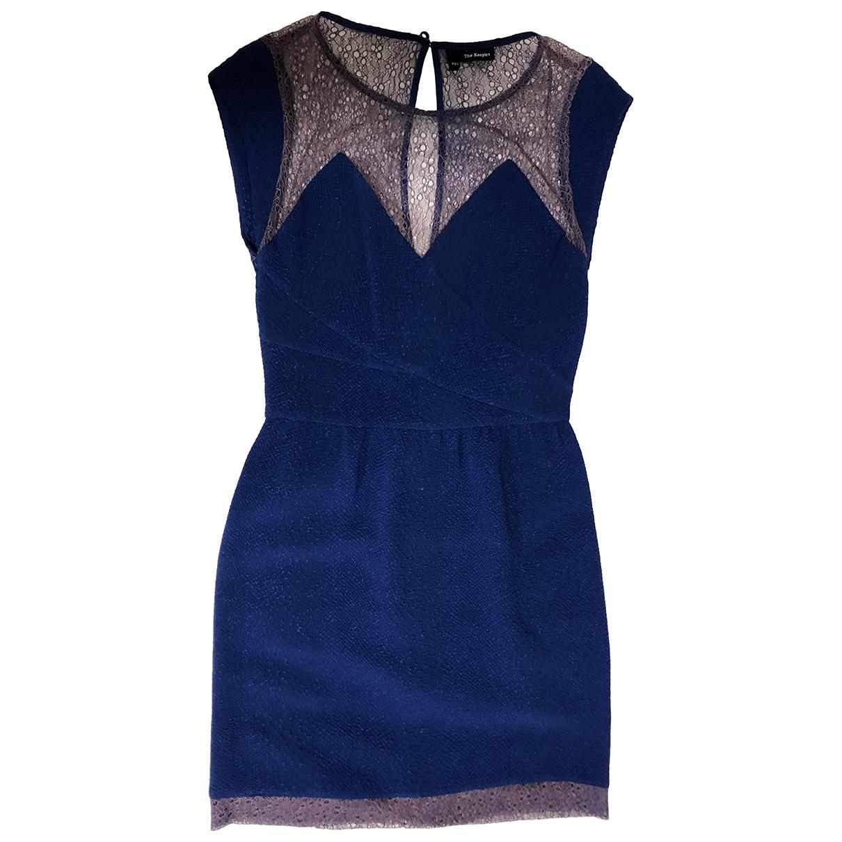 The Kooples \N Blue dress for Women XXS International