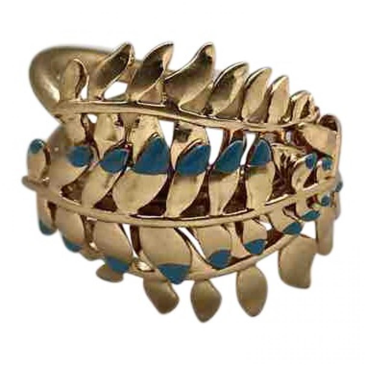 Tory Burch \N Ring in  Gold Metall