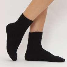 Calcetines tobilleros unicolor