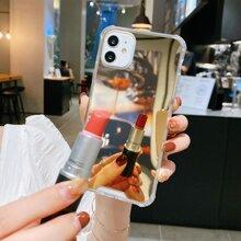 1pc Mirror iPhone Case