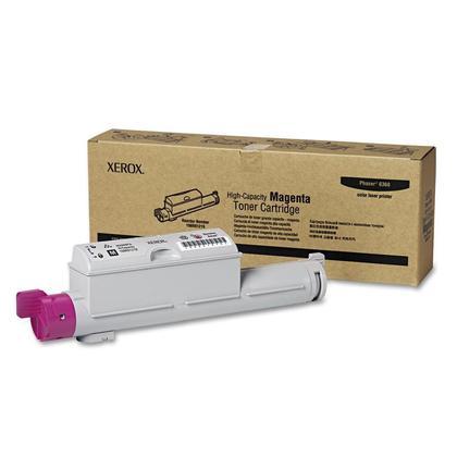 Xerox 106R01219 Original Magenta Toner Cartridge High Yield