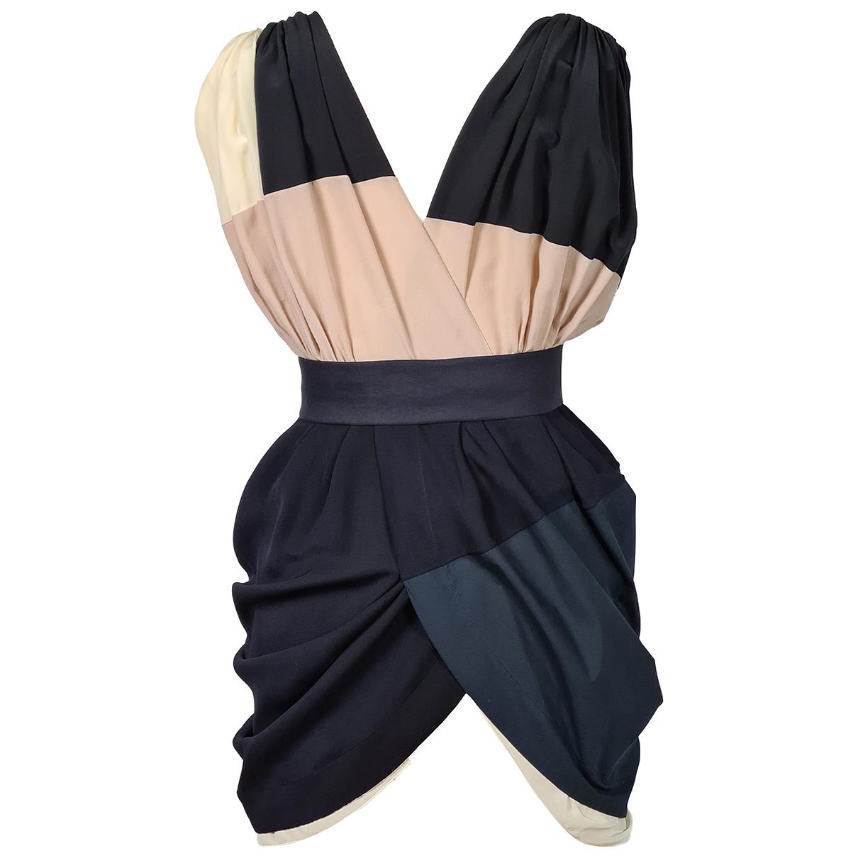 Vionnet - Robe   pour femme en soie - multicolore