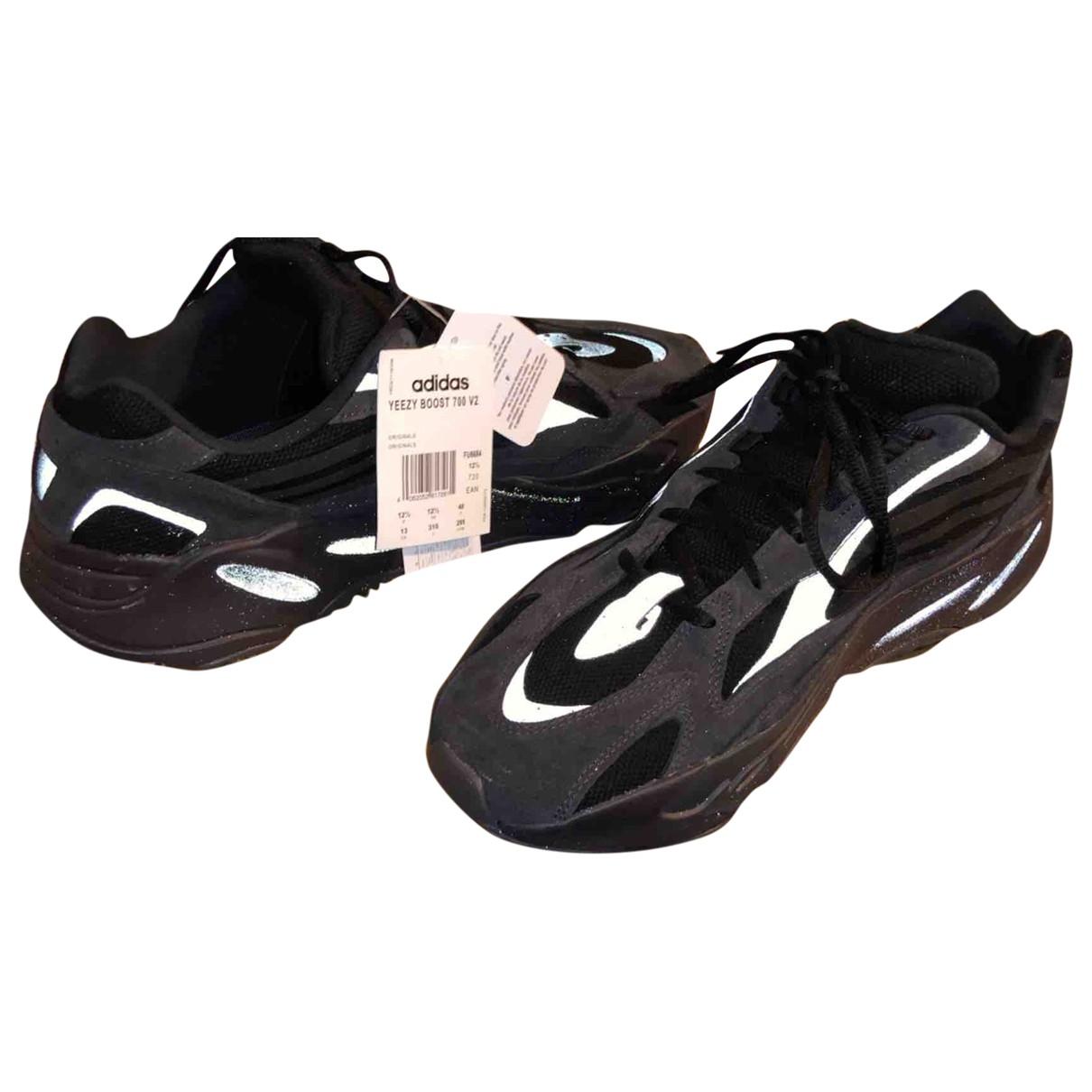 Yeezy X Adidas - Baskets Boost 700 V2 pour homme en autre - noir