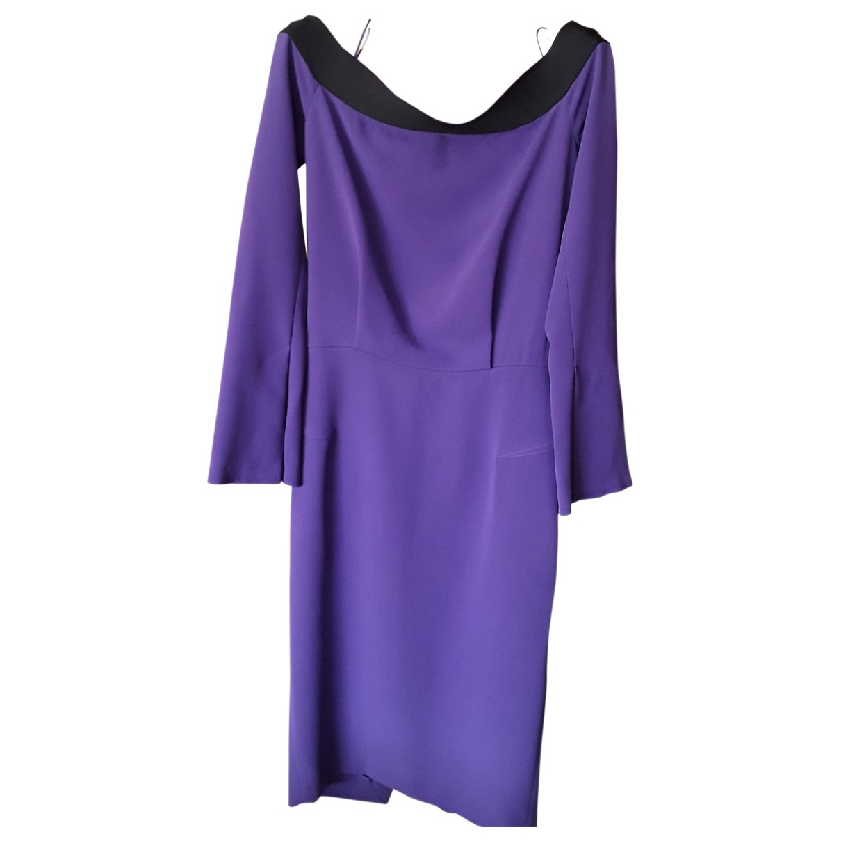 Roland Mouret - Robe   pour femme - violet