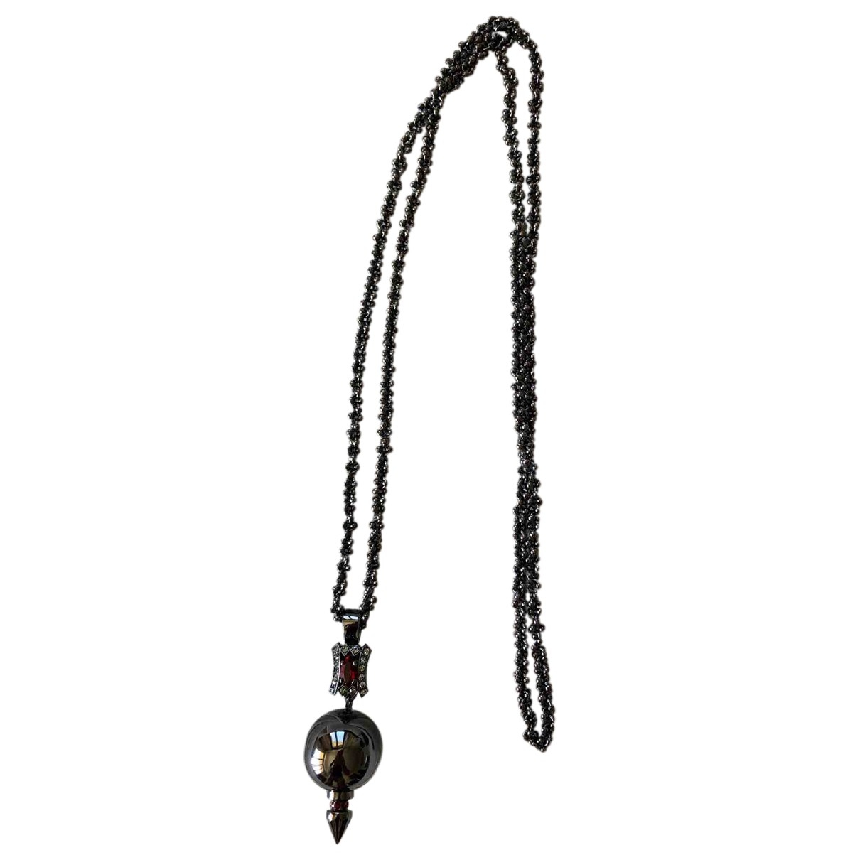 Mawi \N Metal Long necklace for Women \N