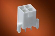 Molex , Mini-Fit Jr., 5566, 4 Way, 2 Row, Vertical PCB Header (4800)