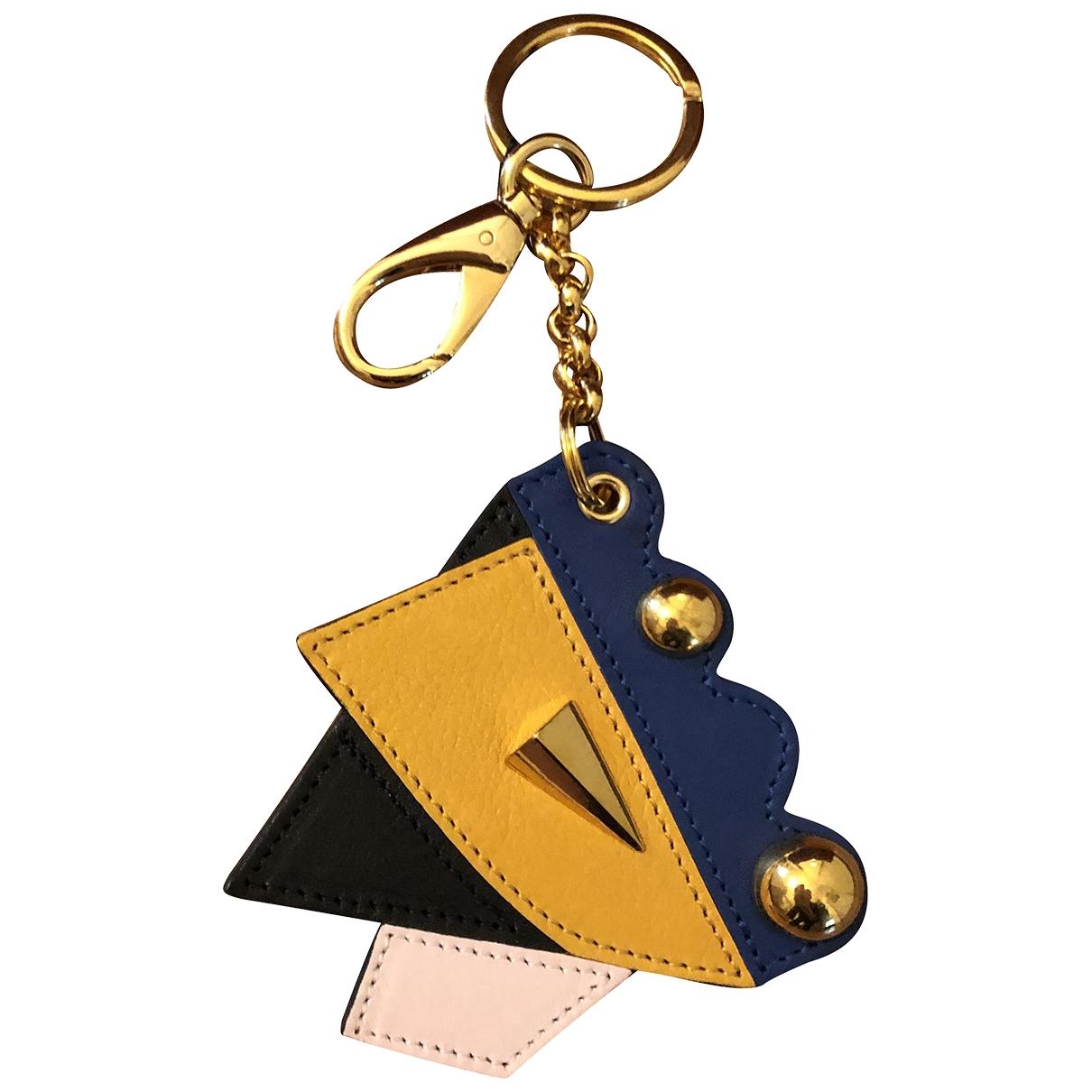 Missoni - Petite maroquinerie   pour femme en cuir - multicolore
