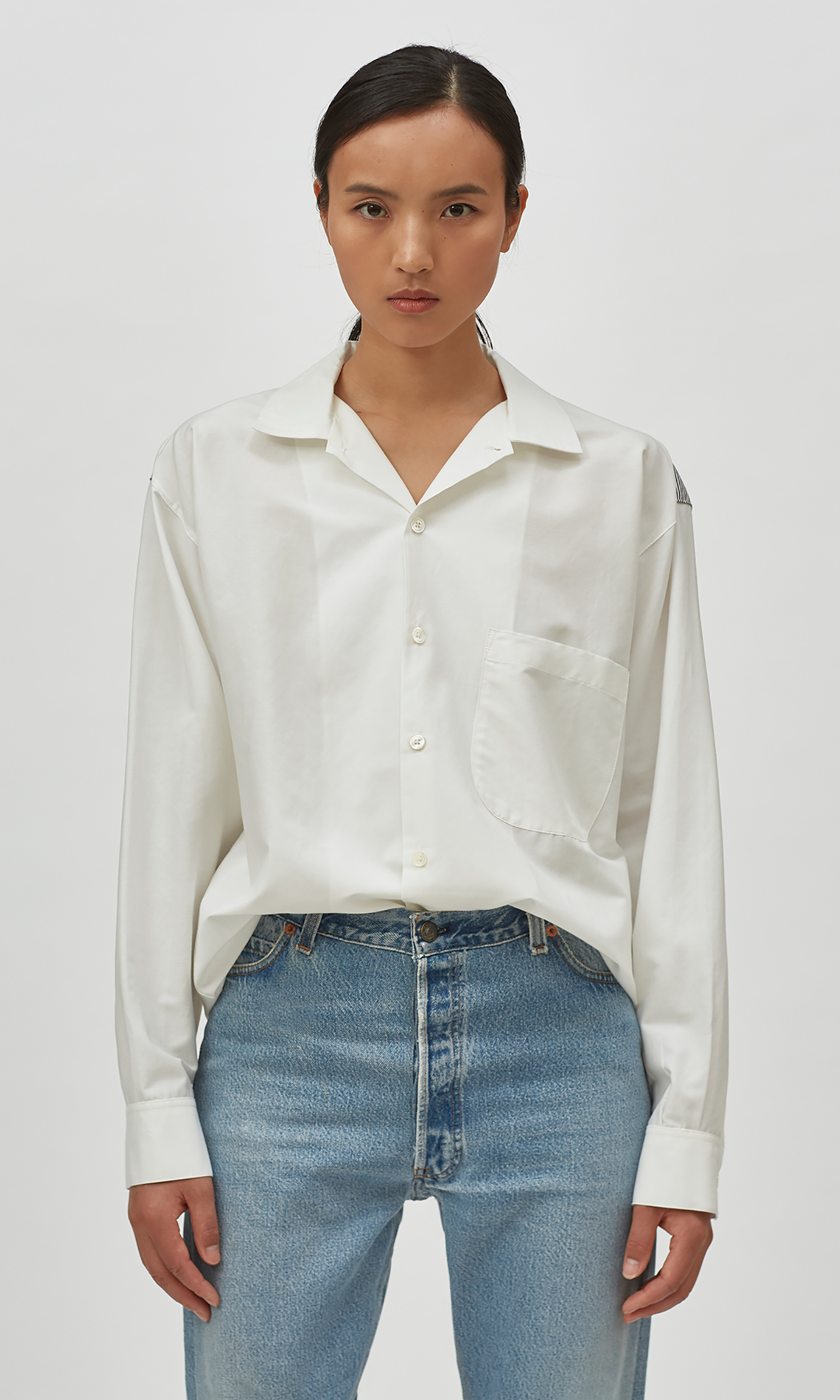 Archive 6 Silk Shirt by Equipment