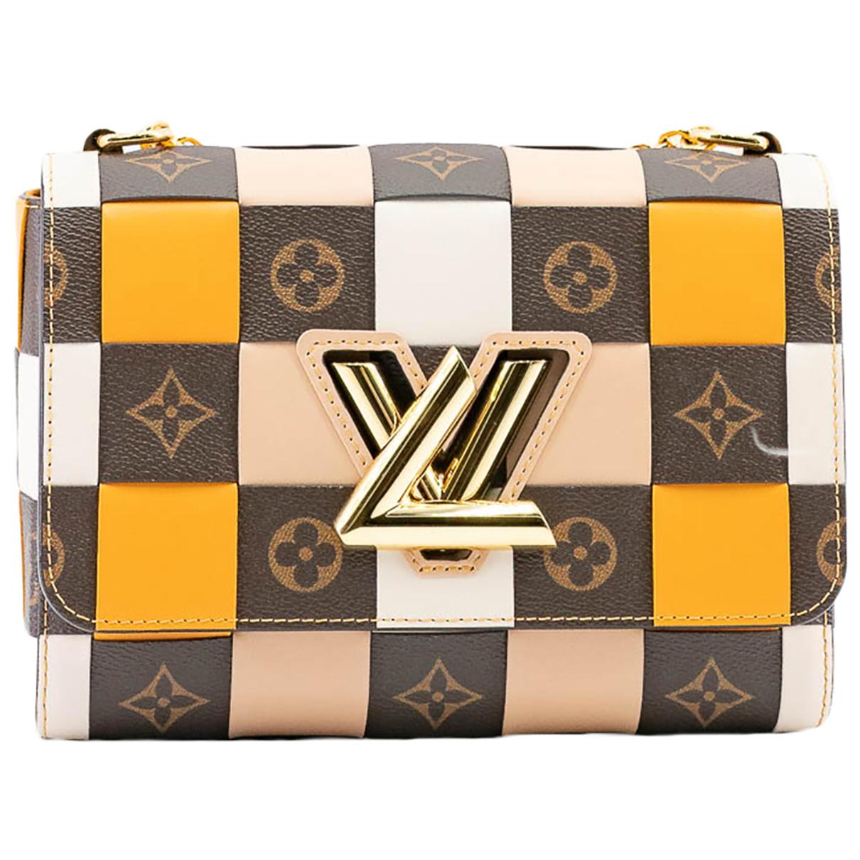 Louis Vuitton Twist Multicolour Leather handbag for Women \N