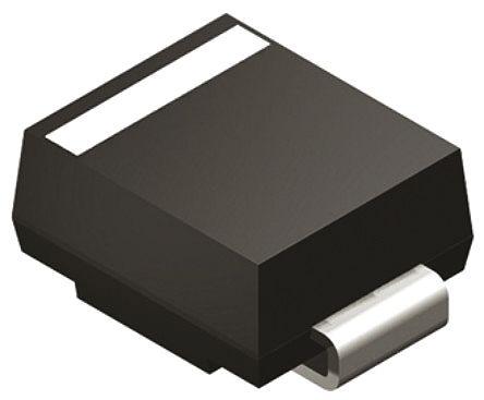 Vishay P6SMB120A-E3/5B, Uni-Directional TVS Diode, 600W, 2-Pin DO-214AA (20)