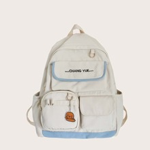 Multi-pocket Large Capacity Backpack