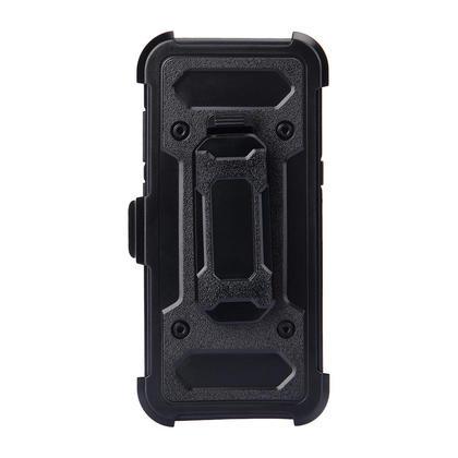 Housse de transport combo holster pour Galaxy S8 avec protecteur d'écran en verre - PrimeCables®