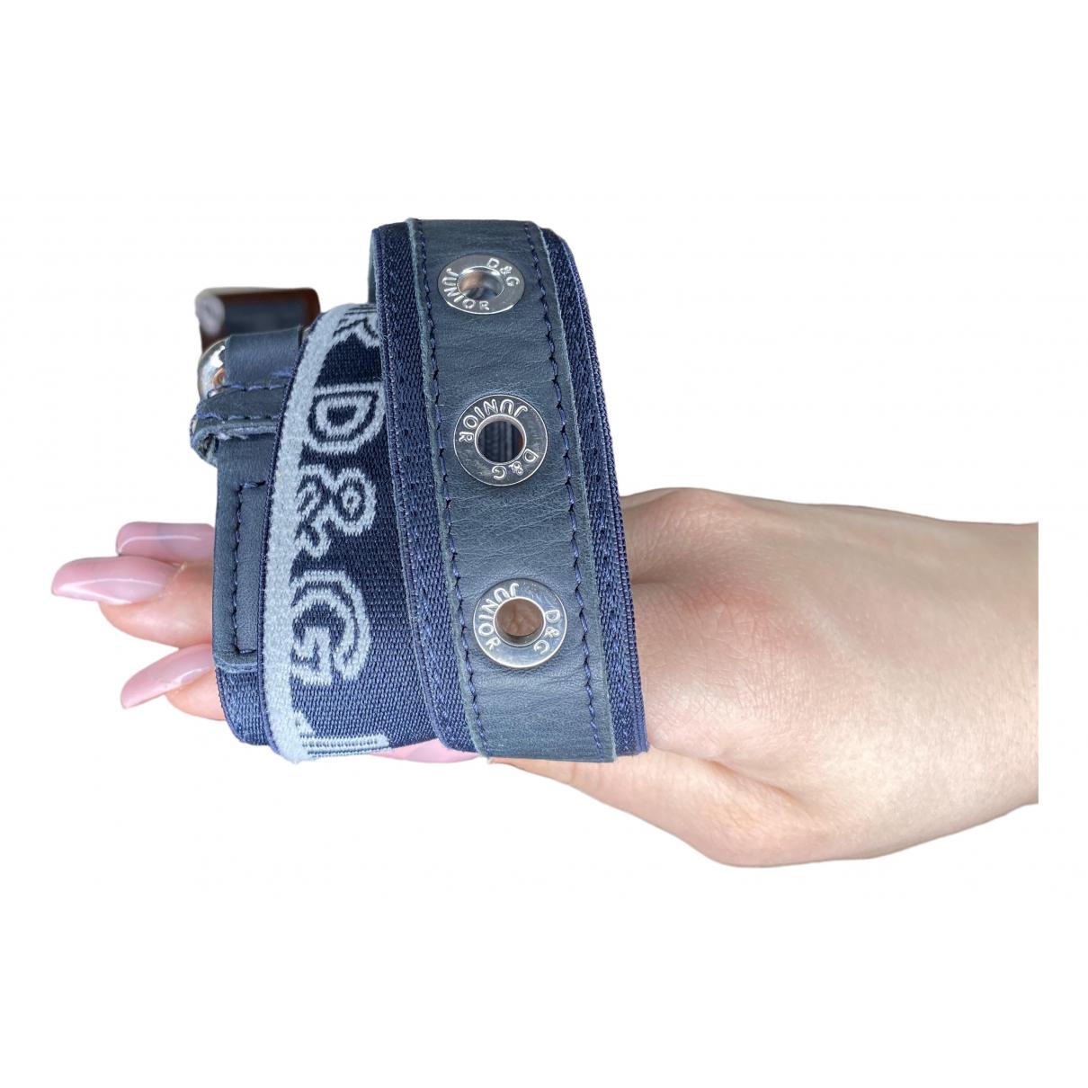 Cinturon / tirantes D&g