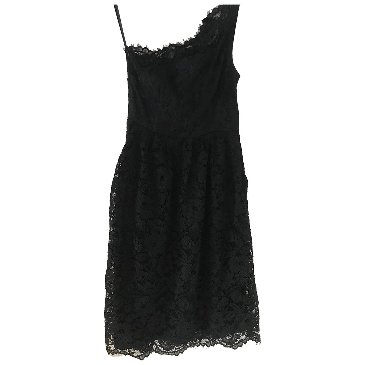 Whistles \N Black Lace dress for Women 10 UK
