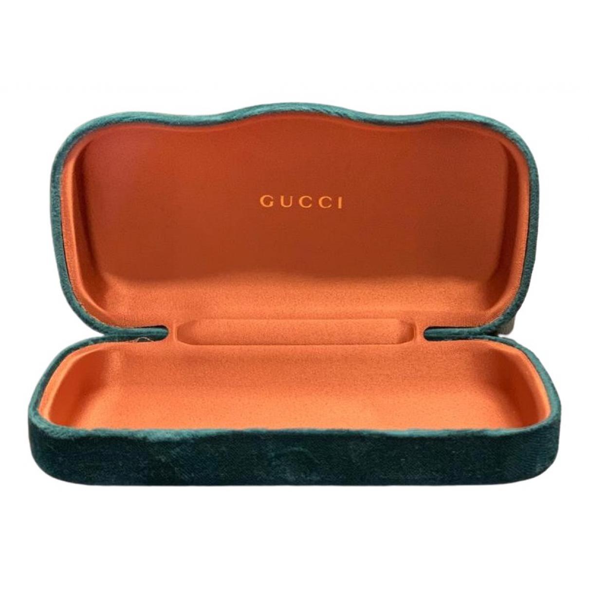 Gucci - Objets & Deco   pour lifestyle en velours - vert