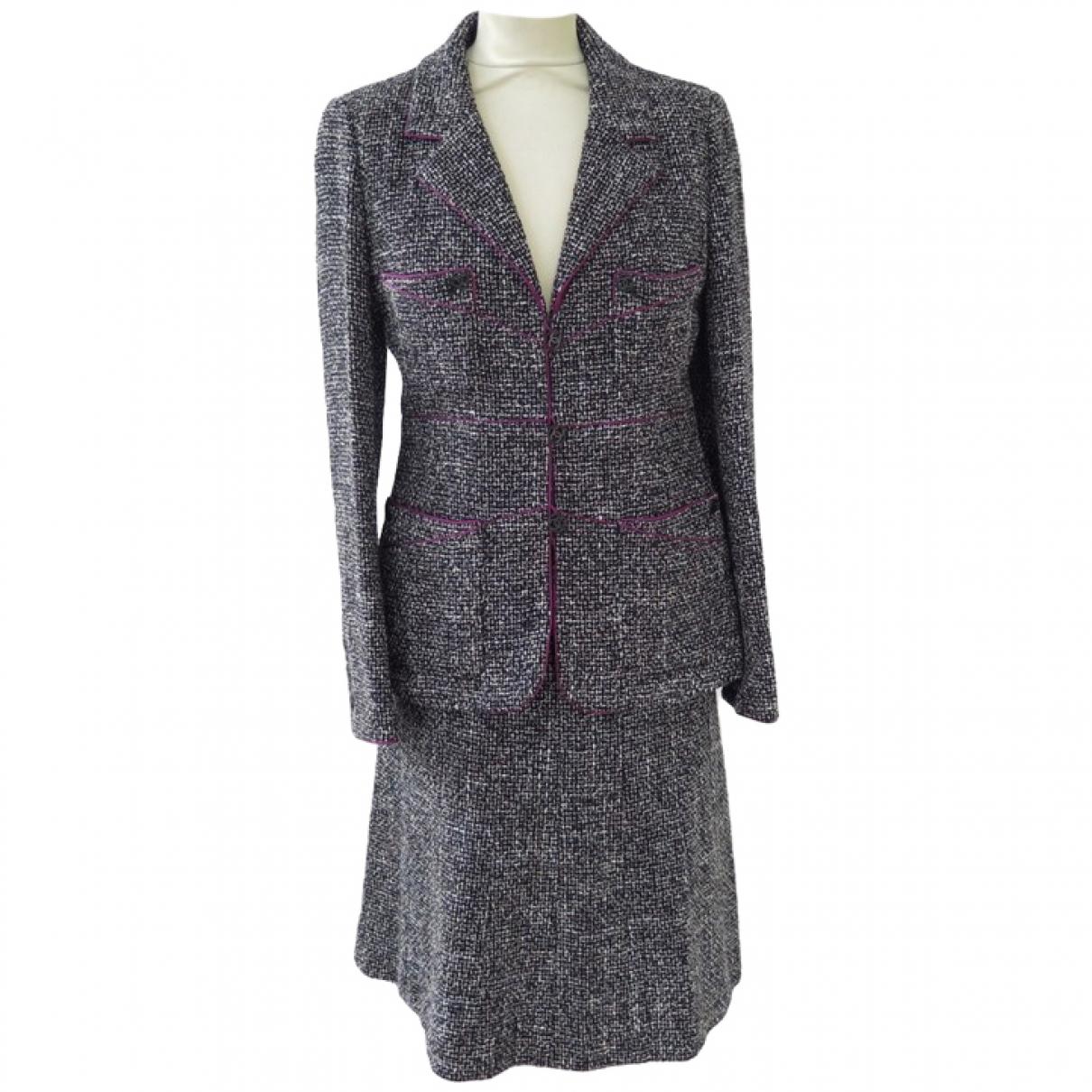 Chanel \N Black Tweed jacket for Women 38 FR