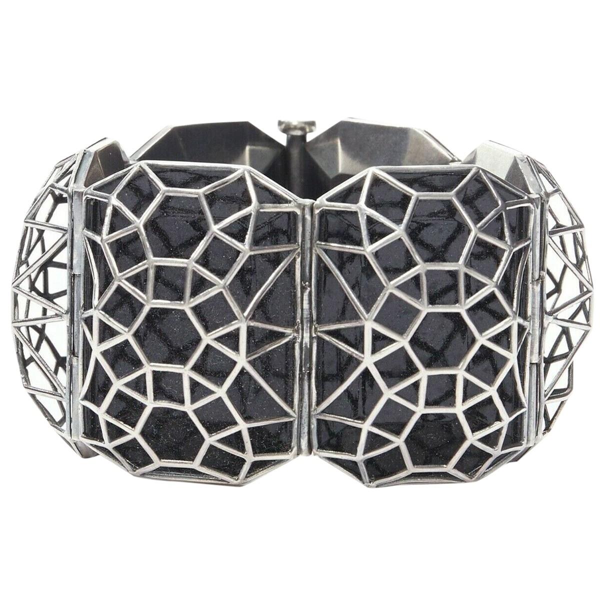 Bottega Veneta \N Armband in Silber