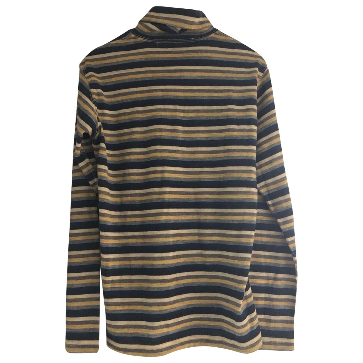 Junya Watanabe \N Pullover.Westen.Sweatshirts  in  Bunt Wolle