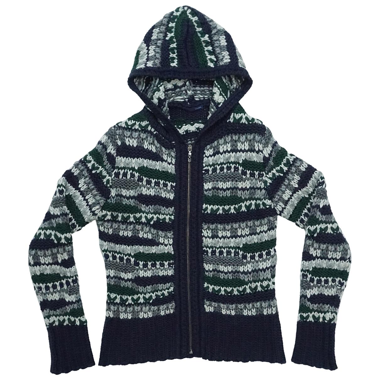 Trussardi Jeans \N Multicolour Wool Knitwear for Women S International
