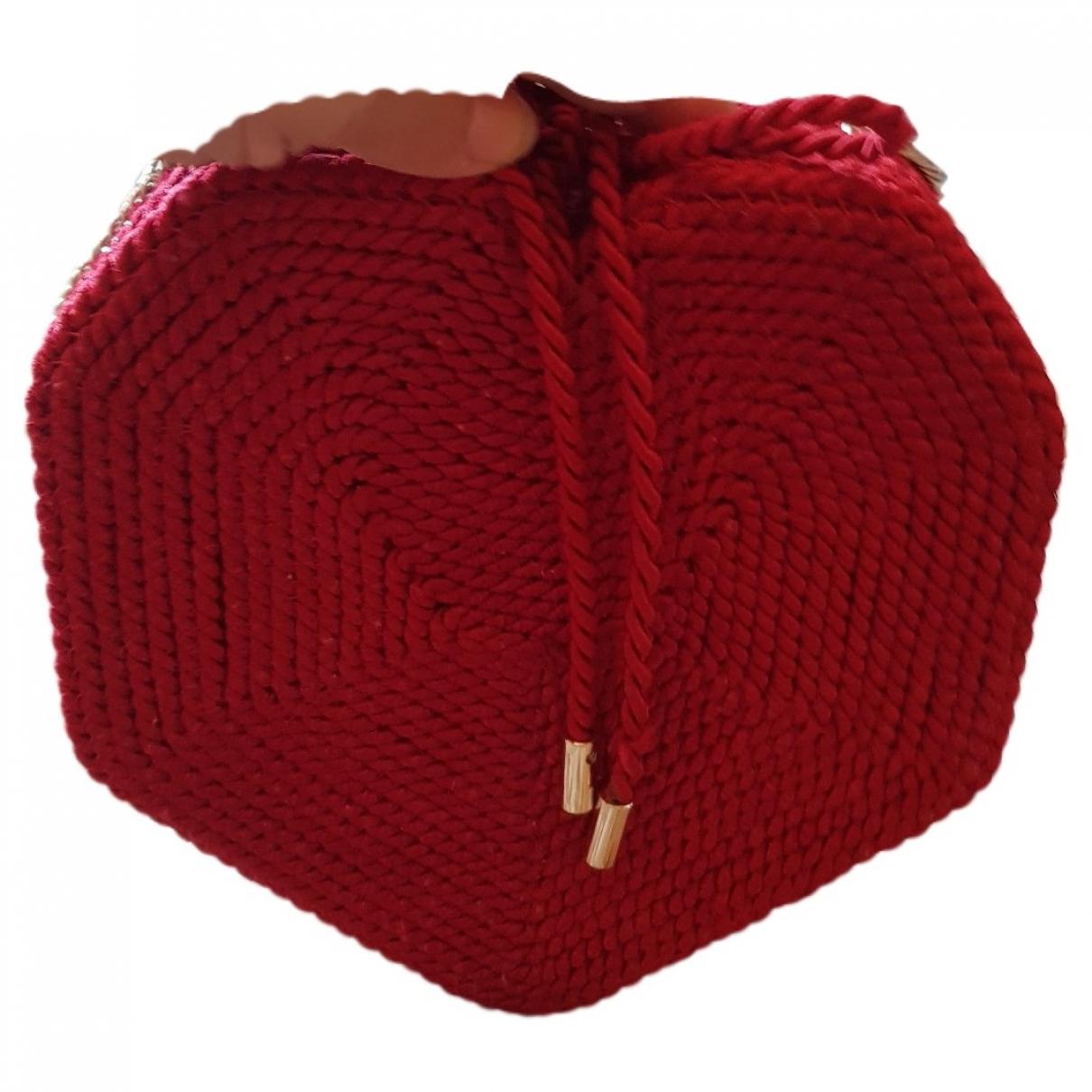 Zara \N Red Cotton handbag for Women \N