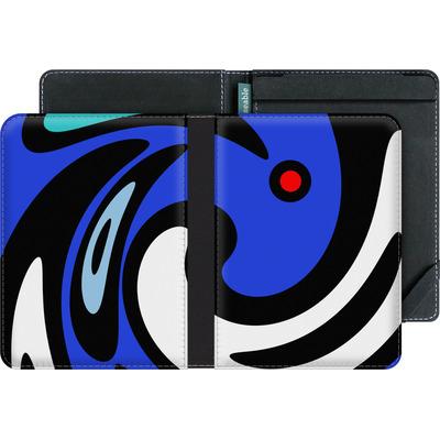 tolino vision 4 HD eBook Reader Huelle - Minimalistic Surfer Way von Barruf