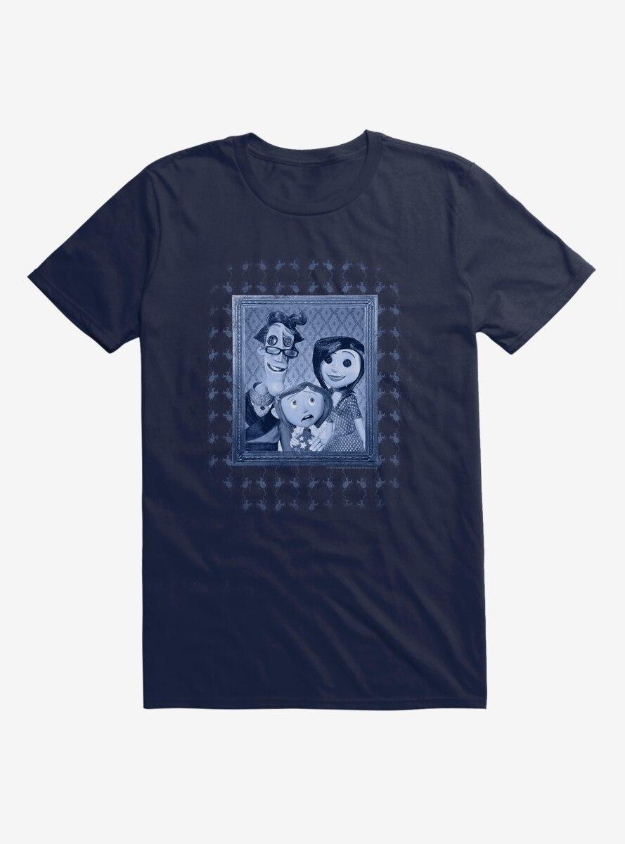 Coraline Family Portrait T-Shirt