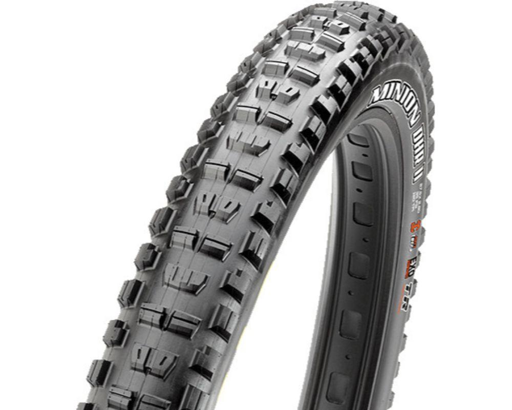 Maxxis Tire ETB96834000 Minion DHF Plus Tire 29 X3.0 3C TT Folding
