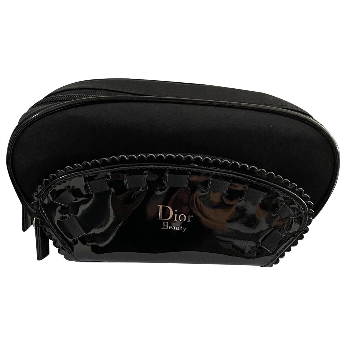 Dior \N Black Travel bag for Women \N