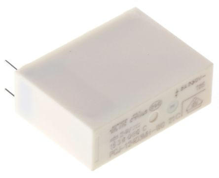 TE Connectivity , 24V dc Coil Non-Latching Relay SPNO, 5A Switching Current PCB Mount Single Pole