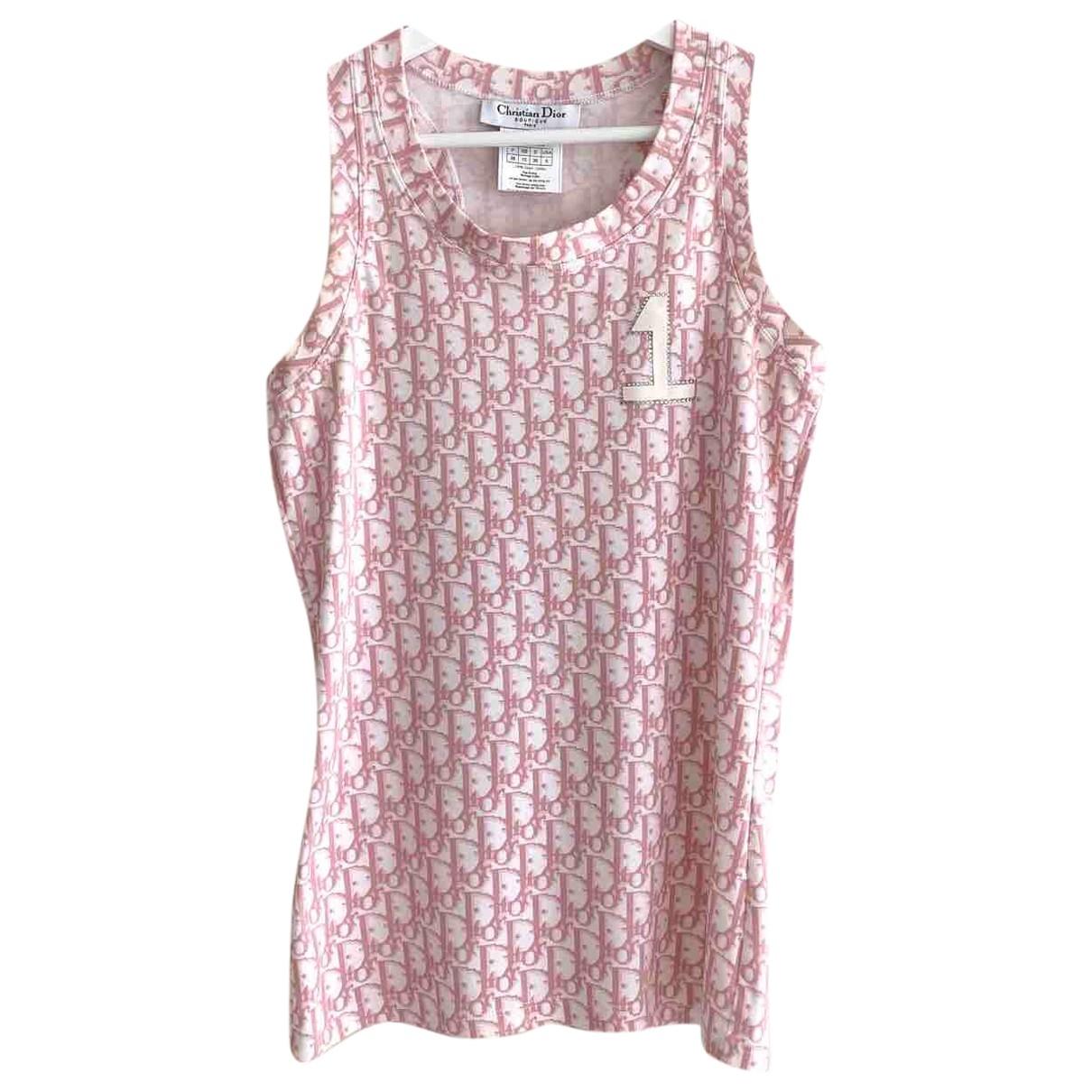 Camiseta sin mangas Christian Dior
